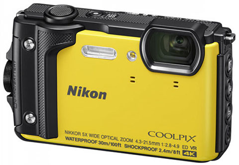 Nikon Coolpix W300 for butterfly photography